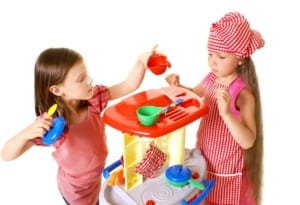 Kinderküche aus Plastik (depositphotos.com)
