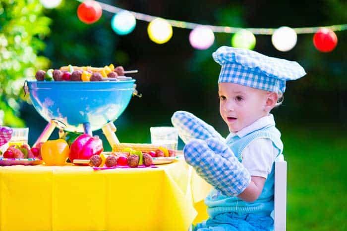 Kugelgrill für Kinder (depositphotos.com)